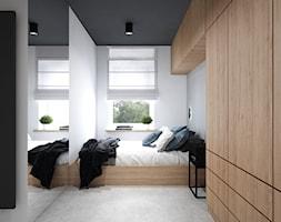 AW/ML/2019 - Sypialnia, styl nowoczesny - zdjęcie od Kaza_concept - Homebook