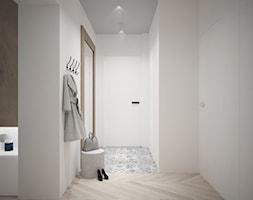 A/SPL/4/18 - Średni szary hol / przedpokój, styl nowoczesny - zdjęcie od Kaza_concept - Homebook