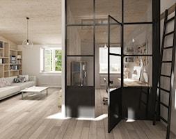 Gabinet - zdjęcie od Krystyna Regulska Architektura Wnętrz