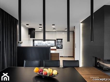 Aranżacje wnętrz - Jadalnia: Kuchnia i Jadalnia - Conceptgroup . Przeglądaj, dodawaj i zapisuj najlepsze zdjęcia, pomysły i inspiracje designerskie. W bazie mamy już prawie milion fotografii!