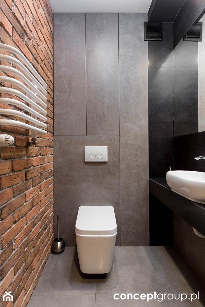 Dom w Rudzie Śląskiej - Realizacja - Łazienka, styl nowoczesny - zdjęcie od Conceptgroup