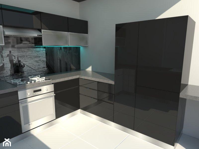 Projekt kuchni  Bujaków  zdjęcie od Inside Outside Design