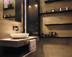 łazienka Na Poddaszu W Drewnie Pomysły Inspiracje Z Homebook