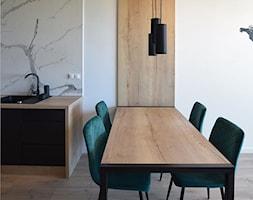 Mieszkanie na wynajem krótkoterminowy - Salon, styl nowoczesny - zdjęcie od IM WNĘTRZA   Projektowanie wnętrz - Homebook