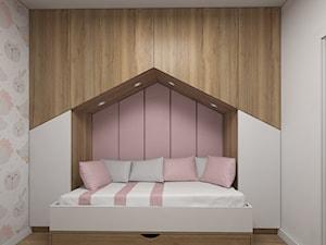 Projekt małego pokoju dla dziewczynki