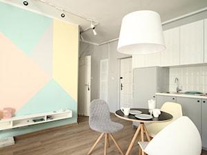 Jak odmienić wnętrze starego mieszkania w bloku - zobacz metamorfozy mieszkań do 50 m2