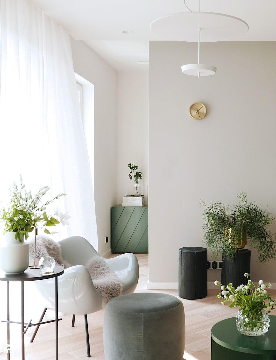 przytulny minimalizm - zdjęcie od Archomega Biuro Architektoniczne