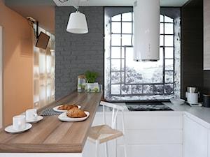 KONKURS - 3pokoje na 35m2 - zdjęcie od Archomega Biuro Architektoniczne