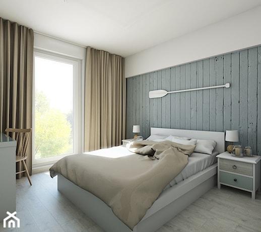 Sypialnia W Stylu Morskim Q Housepl