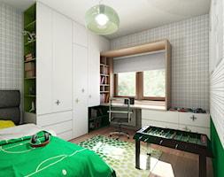 Dom w stylu nowoczesnym - Leżajsk - zdjęcie od Archomega Biuro Architektoniczne