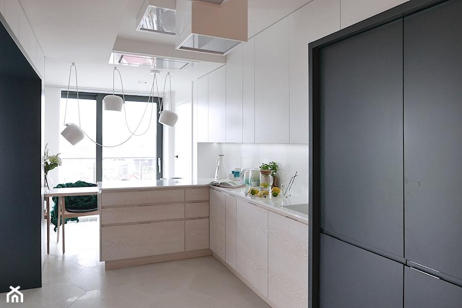 minimalistycznie i funkcjonalnie - zdjęcie od Archomega Biuro Architektoniczne