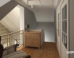 aż po skosy dachu - zdjęcie od Archomega Biuro Architektoniczne - Homebook