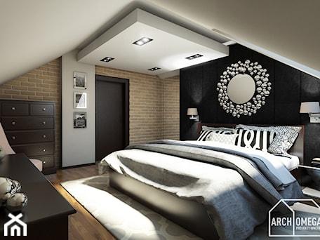 Sypialnia Na Poddaszu Ze Skosami Inspiracje