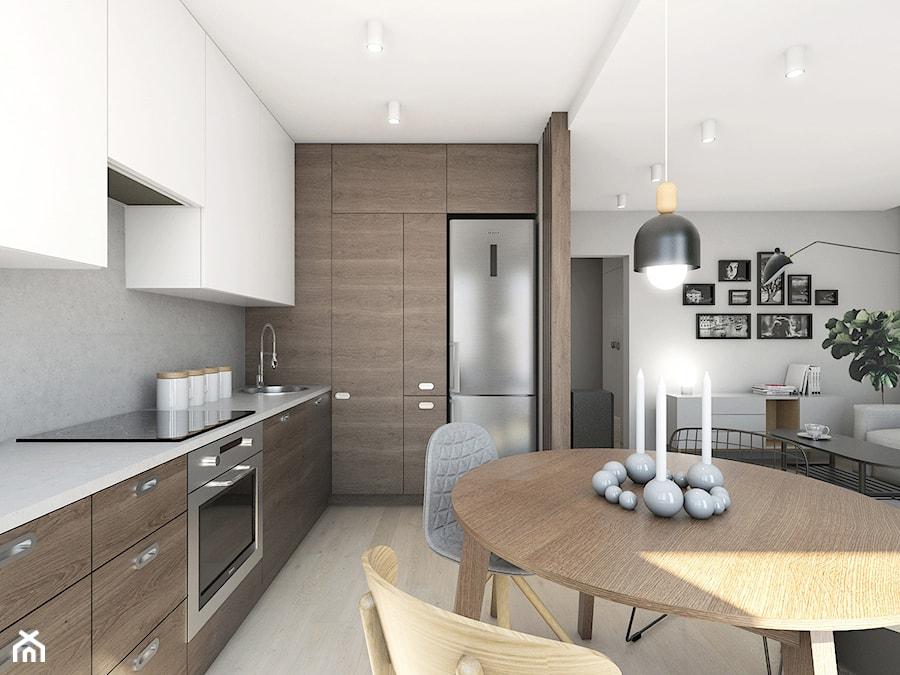 Mieszkanie W Bloku Tychy Zdjęcie Od Archomega Biuro