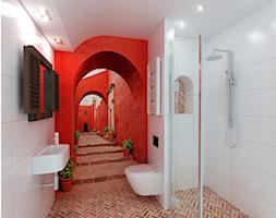 %C5%82azienka+z+fototapet%C4%85+-+zdj%C4%99cie+od+Archomega+Biuro+Architektoniczne