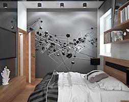 Sypialnia, styl skandynawski - zdjęcie od iProjektowanieWnętrz - Homebook