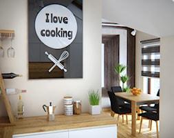 Kuchnia, styl skandynawski - zdjęcie od iProjektowanieWnętrz - Homebook