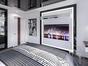 Jasne i nowoczesne wnętrze domu