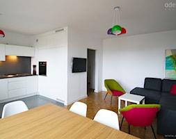 Projekt wnętrza mieszkania w Warszawie adell design ARCHITEKCI - Realizacja - zdjęcie od adell design ARCHITEKCI