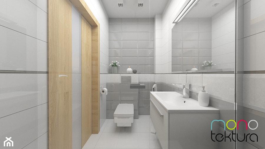 łazienka 4m2 łazienka Styl Nowoczesny Zdjęcie Od
