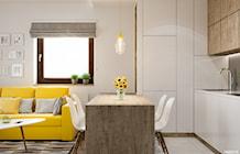 Jadalnia styl Skandynawski - zdjęcie od PRØJEKTYW | Architektura Wnętrz & Design
