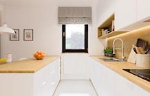 Kuchnia styl Skandynawski - zdjęcie od PRØJEKTYW | Architektura Wnętrz & Design