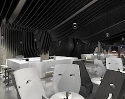 Wnętrza publiczne styl Nowoczesny - zdjęcie od PRØJEKTYW | Architektura Wnętrz & Design