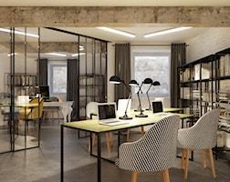 Biuro styl Nowoczesny - zdjęcie od PRØJEKTYW | Architektura Wnętrz & Design