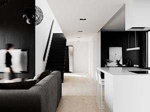Projekt wnętrz domu w Rzeszowie