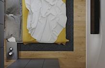 Sypialnia styl Nowoczesny - zdjęcie od PRØJEKTYW | Architektura Wnętrz & Design