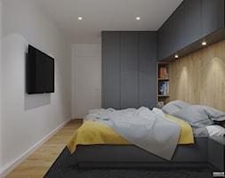 Sypialnia+-+zdj%C4%99cie+od+PR%C3%98JEKTYW+%7C+Architektura+Wn%C4%99trz+%26+Design