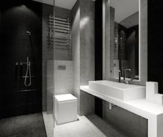 Łazienka styl Minimalistyczny - zdjęcie od PRØJEKTYW | Architektura Wnętrz & Design