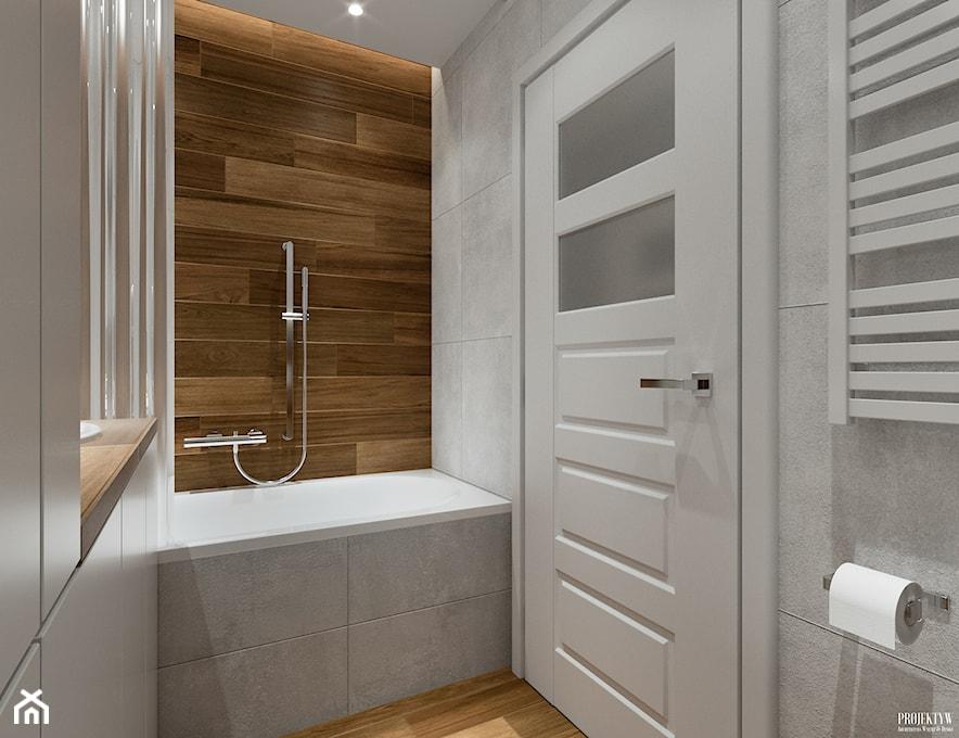 4 projekty łazienek o powierzchni około 4 m2 - homebook