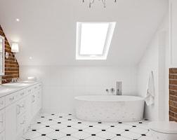 Łazienka styl Klasyczny - zdjęcie od PRØJEKTYW | Architektura Wnętrz & Design