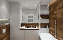 Łazienka styl Nowoczesny - zdjęcie od PRØJEKTYW | Architektura Wnętrz & Design