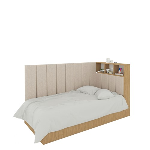 Łóżko Chill Oak 90