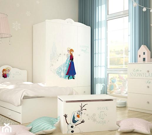 Kraina lodu – urządzamy pokój dla dziecka
