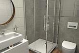 Łazienka - zdjęcie od MOJE Pracownia Projektowa - Homebook