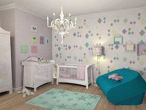 Nowoczesny pokój dziecka - klasyka i nowoczesność - zdjęcie od Le Pukka concept store