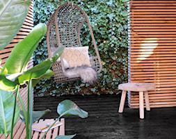 Krzesło wiszące HK Living - zdjęcie od Le Pukka concept store