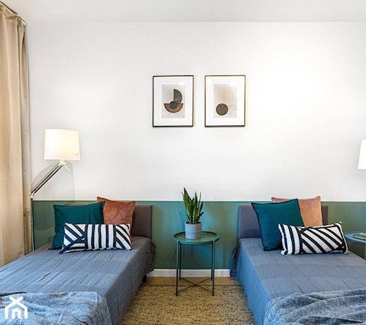 Jak urządzić mieszkanie dla studenta? Ten projekt Cię zainspiruje