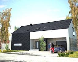 Projekt+Dom+Energooszcz%C4%99dny+-+zdj%C4%99cie+od+WW+STUDIO+ARCHITEKTONICZNE
