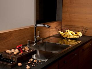 Funkcjonalne rozwiązania w bateriach kuchennych