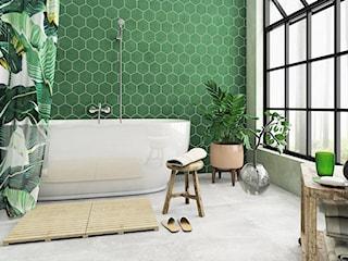 Łazienka w 4 barwach – odkryj moc koloru w swoim wnętrzu!