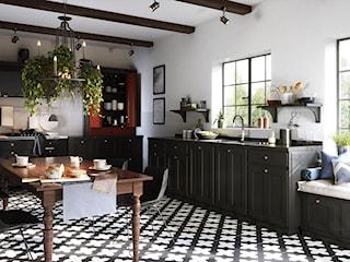 Czarne baterie do kuchni i łazienki – do jakich aranżacji pasują? Podpowiadamy