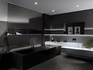 Minimalistyczna łazienka w 2 odsłonach – zobacz inspirujące aranżacje