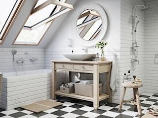 Poddasze – idealne miejsce na łazienkę
