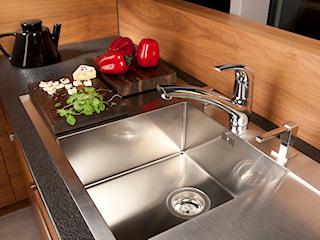 Funkcjonalna i estetyczna armatura do kuchni i łazienki