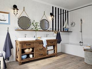 Łazienka w stylu marynistycznym – zobacz, jak ją urządzić!