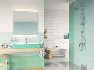 Kolory, które odmienią Twoją łazienkę!